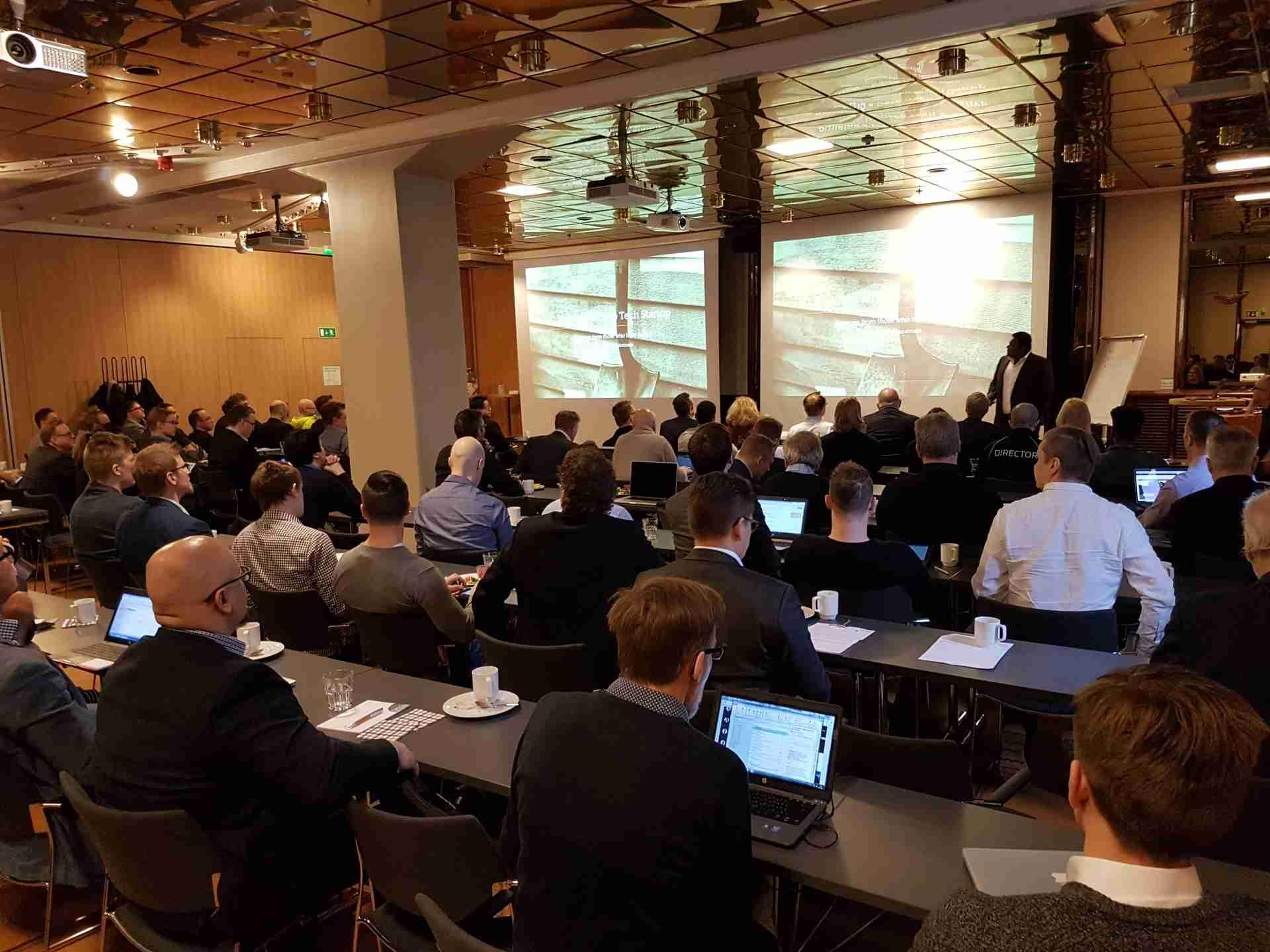 Oulu Startup Week and Investor Day