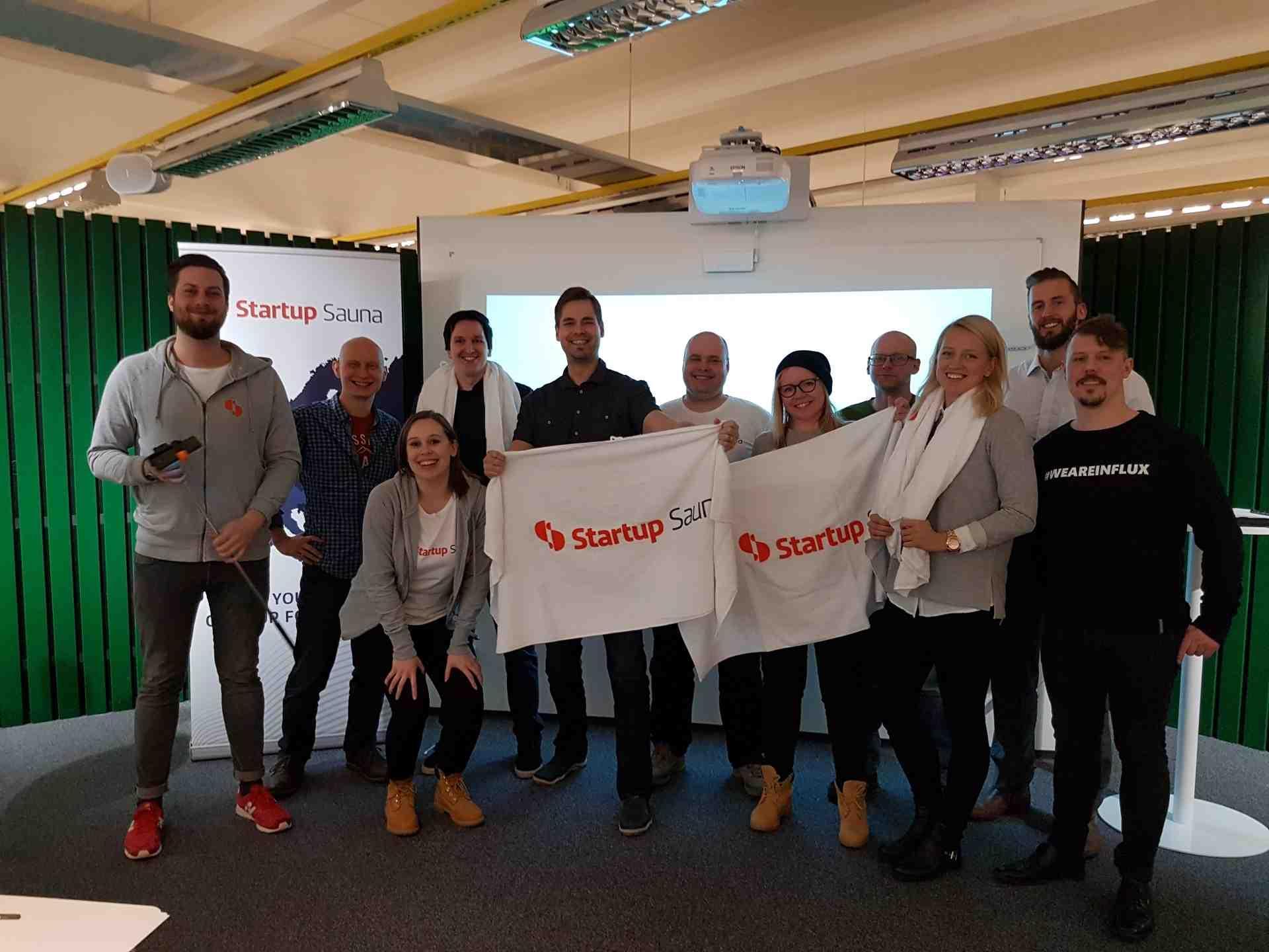 Tecinspire Won Startup Sauna Oulu Competition