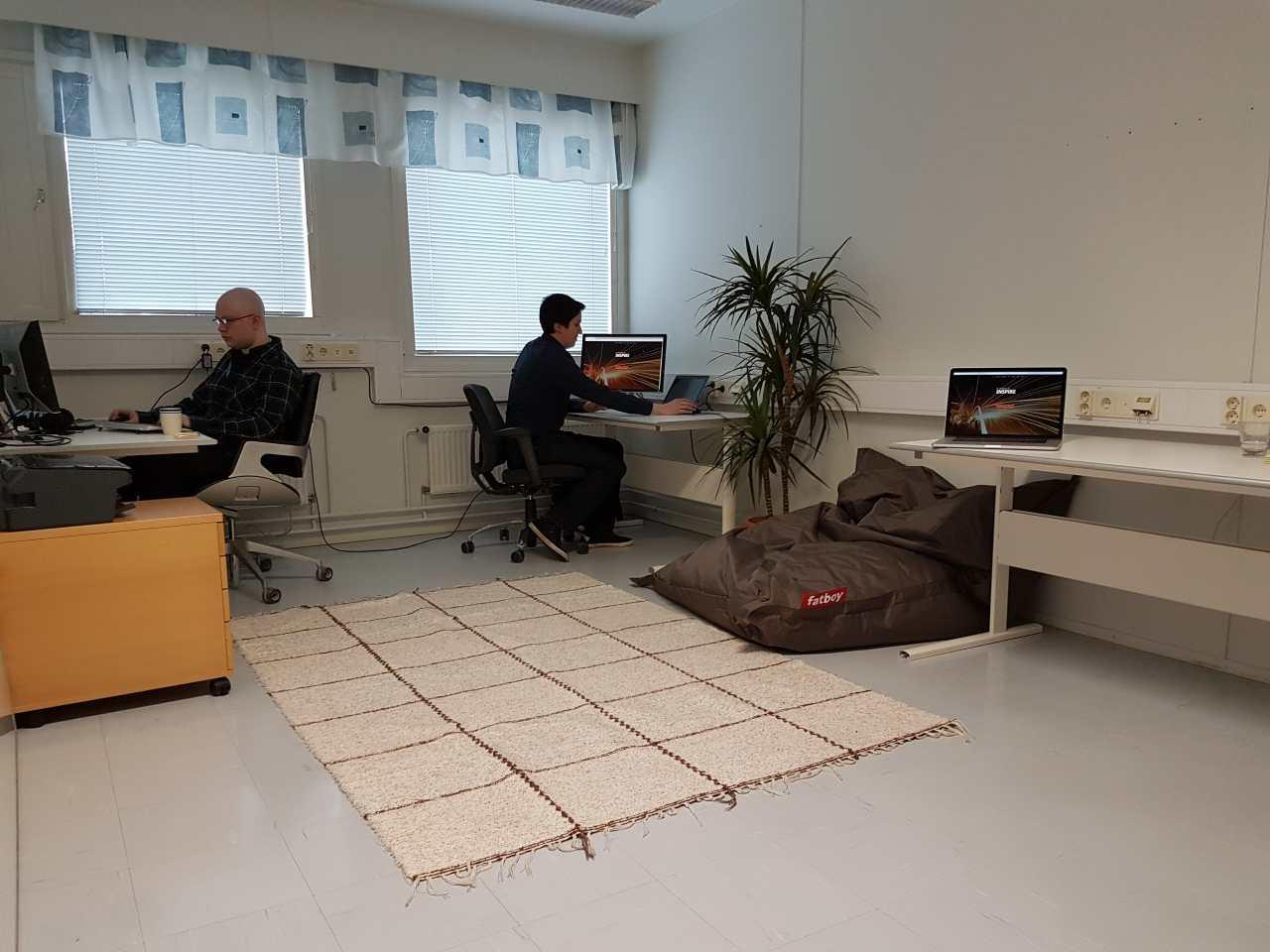 Tecinspire office