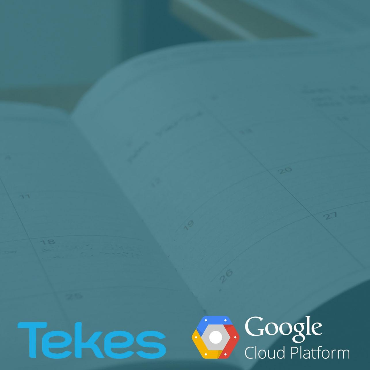 Into Google Startup Program and Tekes Funding with App2Day