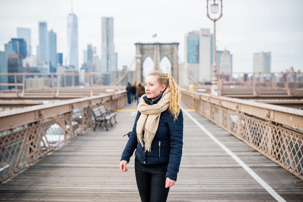 App2Day Social Calendar in America, Brooklyn Bridge