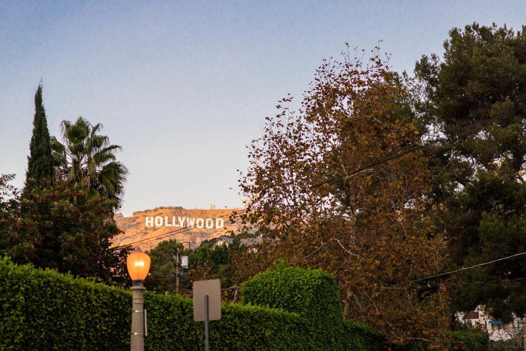 App2Day Social Calendar in America, Hollywood