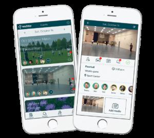 App2Day Social Calendar in America, intro to App2Day