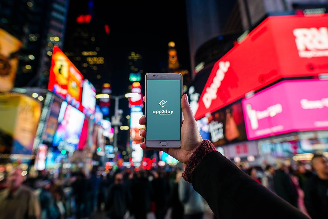 App2Day Social Calendar in America